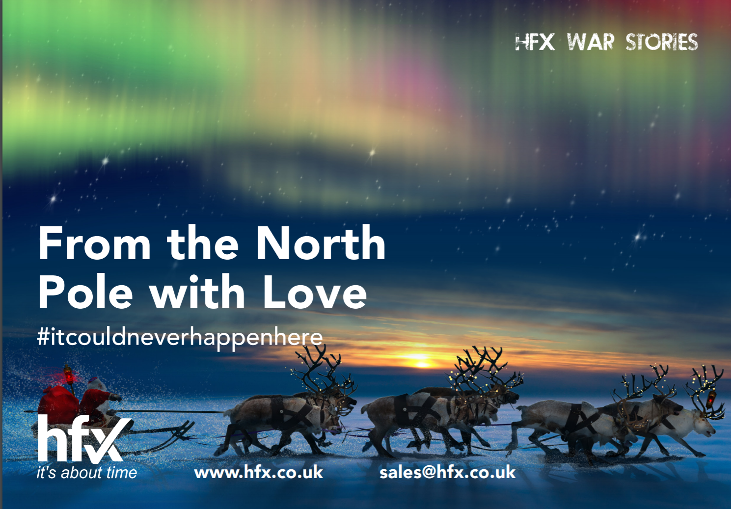 From the North Pole with Love